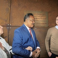 Jesse Jackson opens new Museum of Free Derry