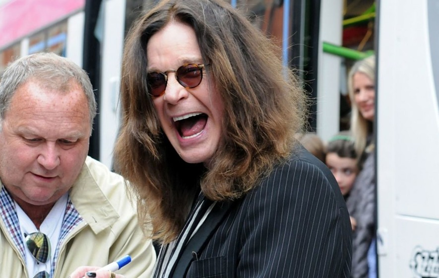 Ozzy Osbourne and Shaun Ryder become travel announcers for BBC Music Day