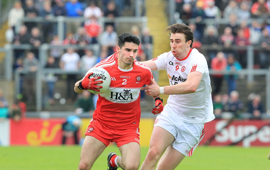 Tyrone manager Mickey Harte names unchanged line-up for Ulster semi-final clash with Donegal