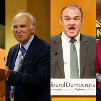 Who are the contenders to replace Tim Farron as leader of the Lib Dems?