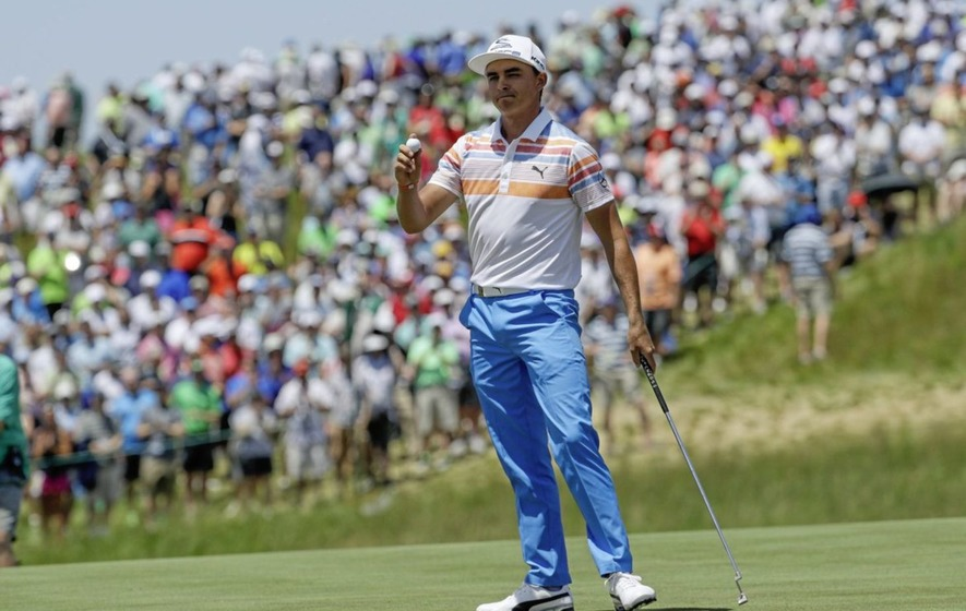 Rory McIlroy stalls as Rickie Fowler gets a US Open flyer