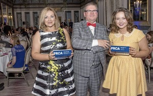 A Serious double at Edinburgh PRCA Dare Awards