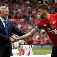 Alex Ferguson's team talk for Michael Carrick's testimonial will have United fans nostalgic for 2008