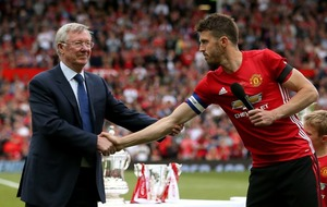 Alex Ferguson's team talk for Michael Carrick's testimonial will have United fans nostalgic for 2008