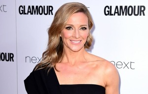 Gabby Logan encourages 'gender fluidity' in her young twins