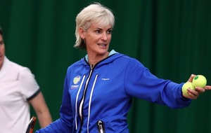 Judy Murray: Boys' rise to success inspired my new tattoo