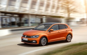 Volkswagen mints new Polo