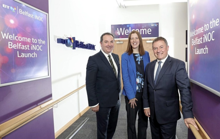 BT invests £1m in new network operations centre