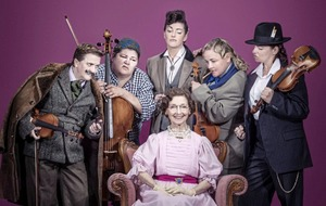 Review: Graham Linehan's new take on The Ladykillers is totally lol