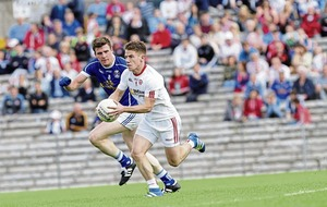 Tyrone forward Mark Bradley relishing Donegal showdown in Ulster Championship semi-final