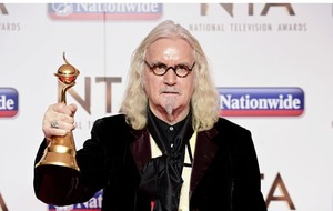 Arise, Sir Big Yin: Knighthood for comedian Billy Connolly