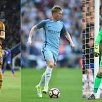 Which Premier League players are in contention for world-class status?