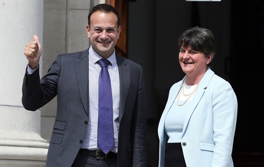 DUP leader Arlene Foster 'ready to dance' with Sinn Féin as both parties agree deal can be done