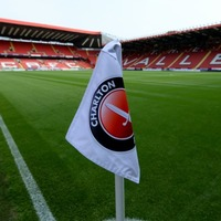 Were Charlton drawn twice in the League Cup first-round draw?