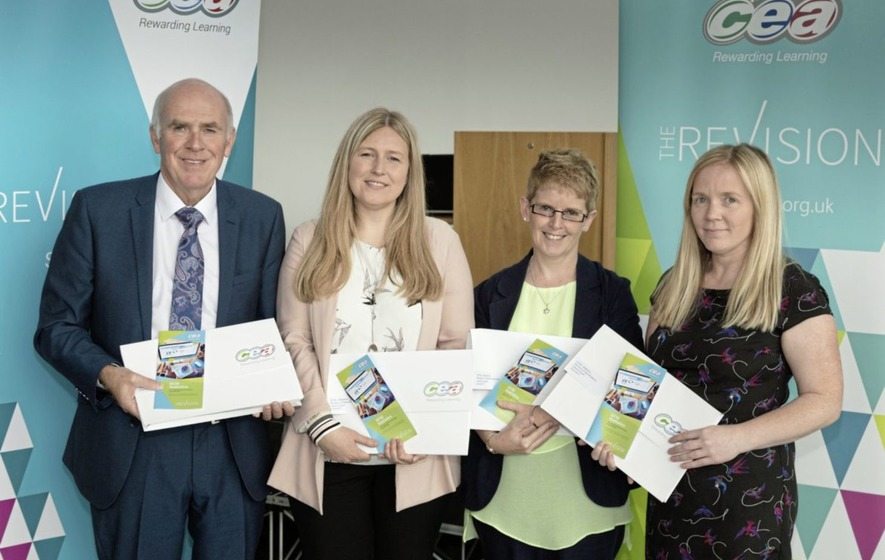 CCEA launches new GCSE statistics qualification