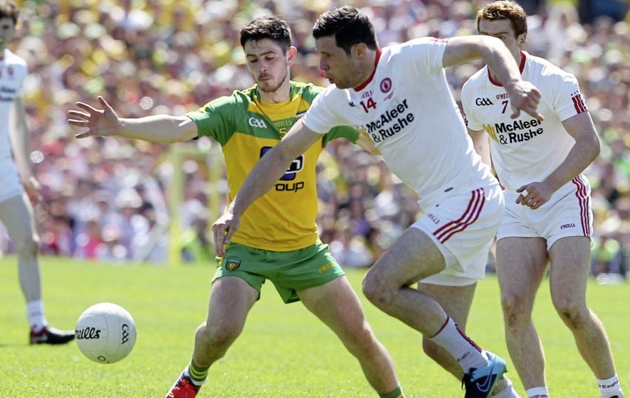 Tyrone to edge latest chess match with rivals Donegal