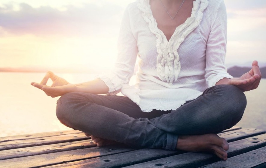 Meditation can alter the way stress genes behave, study shows