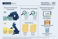 Northern Ireland economy to keep growing - but a slowdown is still expected