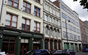 Opportunity to acquire refurbishment project in city centre