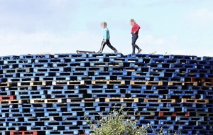Housing body helped in Belfast council storage of bonfire pallets
