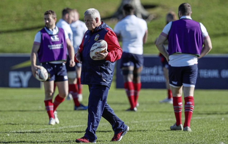 Warren Gatland likely to look for new Lions