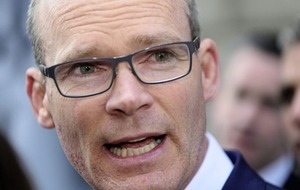 Simon Coveney: Brexit negotiations 'the start of a difficult road'