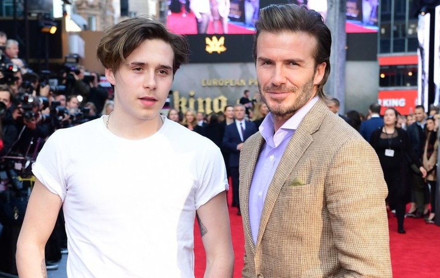 Brooklyn, Romeo and Cruz Beckham among celebrities helping Grenfell Fire victims