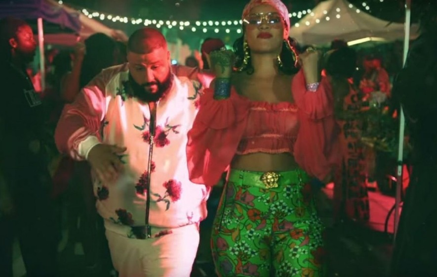 DJ Khaled and Rihanna's new single Wild Thoughts 'the song of the summer'