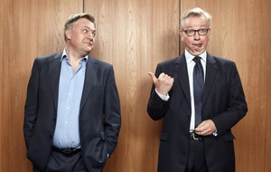 Everyone is freaking out that Michael Gove and Ed Balls did Gangnam Style together