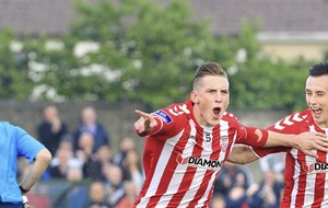 Tim Clancy's late goal gives Bray win over Derry City