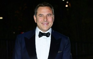 David Walliams in mother's good books after being awarded OBE