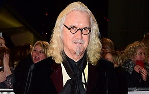 Billy Connolly fancies being called 'Sir Lancelot' after getting knighthood