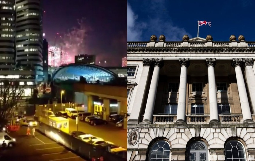 Arts centre apologises for causing panic with fireworks display in wake of London tragedies