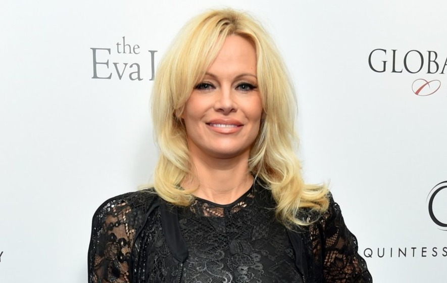 Pamela Anderson brands Theresa May 'worst PM' in love letter to Julian Assange