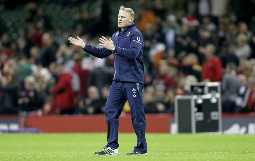Joe Schmidt defends Warren Gatland as Ireland beat Japan