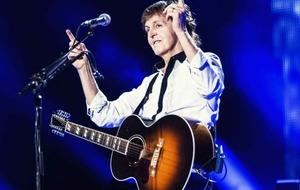 Say, say, say! Sir Paul McCartney celebrating 75th birthday