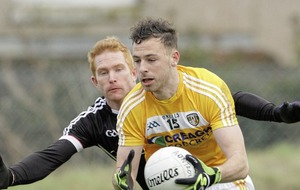 Antrim run out of gas and make exit Championship to Sligo