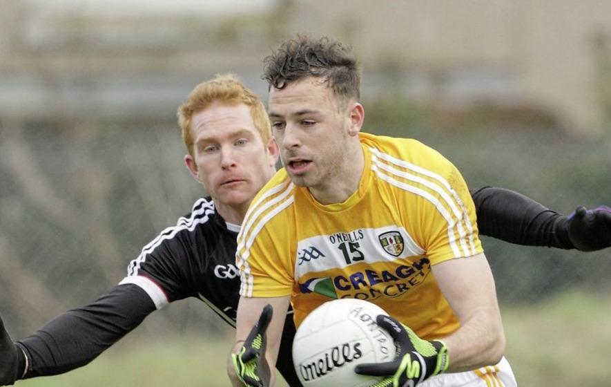 Antrim run out of gas and make exit Championship to Sligo
