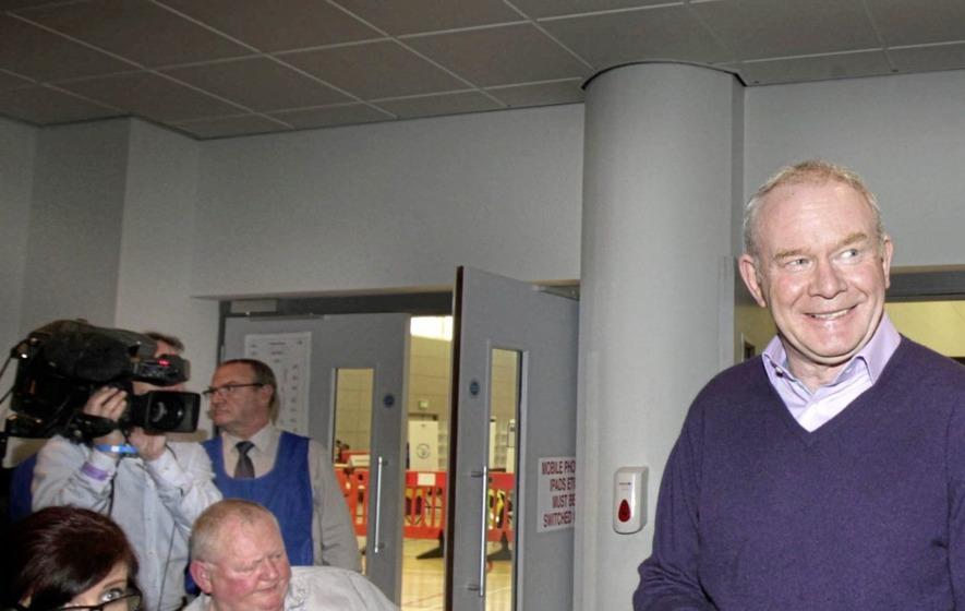 UVF planned to kill former Sinn Féin leader Martin McGuinness