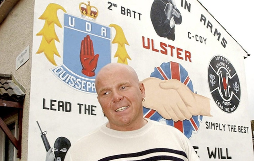 Johnny Adair and Billy Wright worked together to kill Catholics