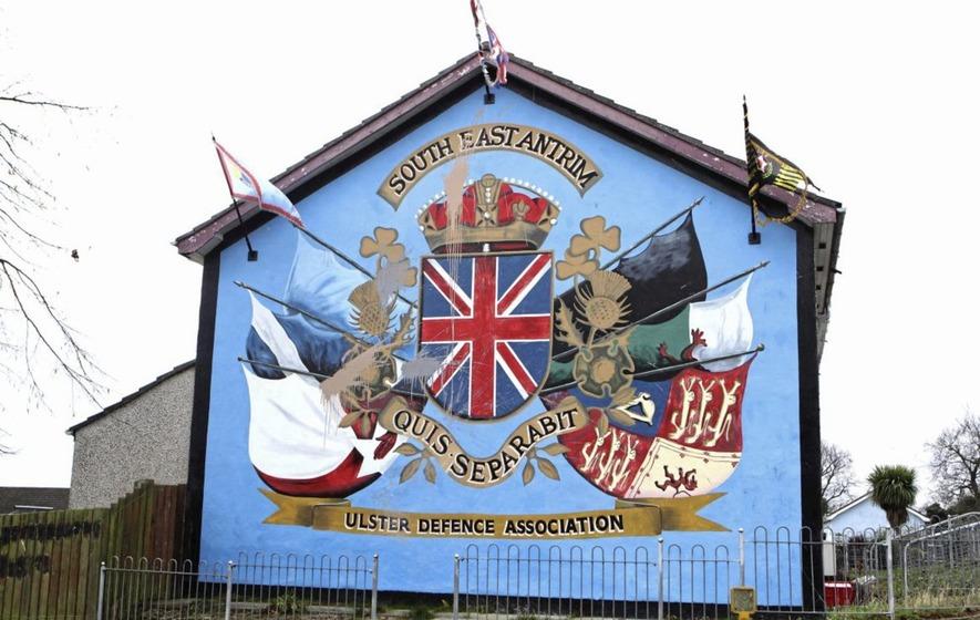 Cost of policing loyalist feud in Carrickfergus tops £2 million