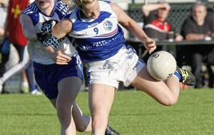 Blistering show by Monaghan sets up ladies' football final battle against Donegal