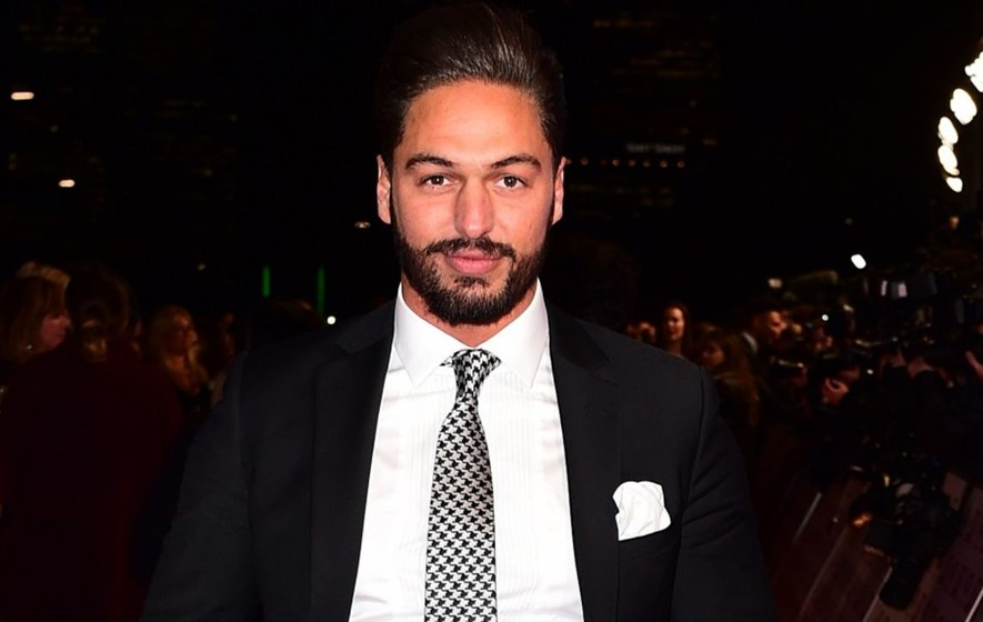 Ex-Towie star Mario Falcone tells of delight at engagement to girlfriend