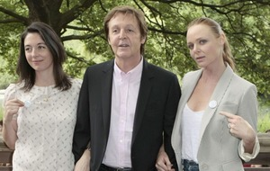 Daughters wish happy 75th birthday to their 'daddy cool', Sir Paul McCartney