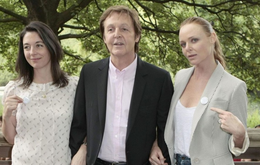 Daughters Wish Happy 75th Birthday To Their Daddy Cool Sir Paul Mccartney The Irish News