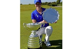 Leona Maguire claims British Amateur Championship victory