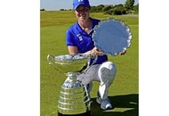 Leona Maguire claims British Amateur Championship victory