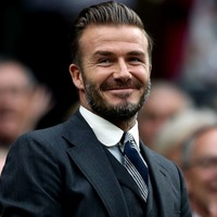 David Beckham's brood share Father's Day tributes to their famous dad