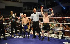 Paddy Barnes grabs WBO European flyweight title