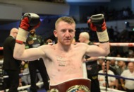Paddy Barnes gets serious to take European title